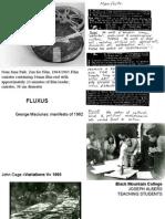 5. Fluxus, Happening, Performance Art