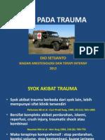 Algoritma Syok Trauma - Copy
