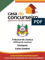 Apostila TJ.oj2014 Português Zambeli Site