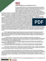 Resistencia Quimica de Los Compuestos de Pvc