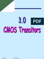 3 Cmos Transistor p