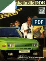Genex / Hauptkatalog / Auto / 1986