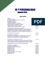 Libro - Augusto Vels - Test de La Figura Humana