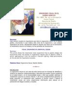 Ergonomia Visual en El Diseño Gráfico (11 Páginas)