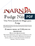 FUDGE Nárnia (Sem Imagens) - Preview