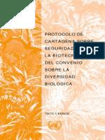 Cartagena Protocol Es