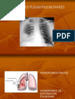Sx Pleuropulmonares (Sample)