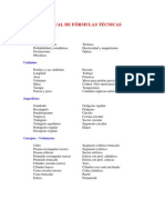 Manual de Fórmulas Técnicas Gieck