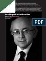 Esposito Entrevista-Una Biopolitica Afirmativa