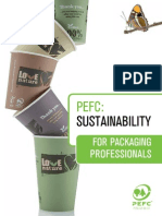 PEFC for Packaging Professionals