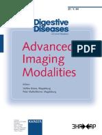 Advanced Imaging Modalities