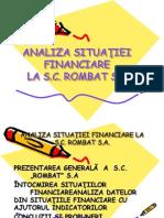 Aplicatie ANALIZA SITUATIEI1