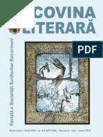 Bucovina Literara Nr. 03 2014