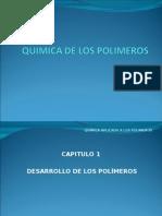 Cap. 1 Desarrollo de Los Polímeros 2011
