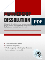 Partnership Dissolution2