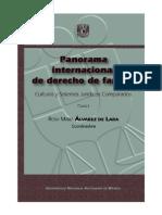 Derecho Familiar Internacional Tomo 1 - Alvarez de Lara