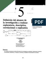 La Investigacion Cuantitativa