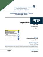 Legislacion Laboral y Social