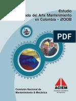 Estado Del Arte Mantenimiento Col 2008