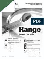 Maytag Range Manual (MER5755QAW) L0522665