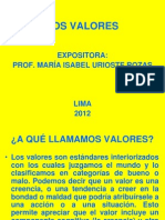 LOS VALORES.ppt