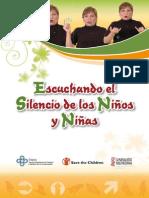 Escuchando El Silencio de Los Niños y Niñas