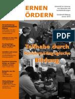 LF SoHeft Bildung 2014