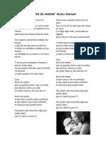 5 Canciones a La Madre