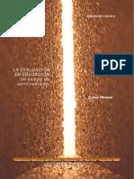 La Evaluación Educativa en a.L. (Libro)