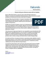 03072014 Nota de Prensa Falcondo-jayaco
