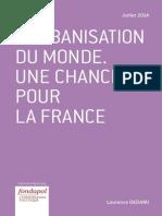 Laurence Daziano – L'urbanisation du monde. Une chance pour la France
