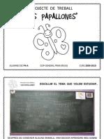 """Projecte """"Les papallones"""""""
