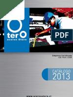 Catalogo Aceros Otero 2013