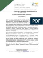 Acuerdo Cs 003 de 2008 Comision Exterior Drjaime