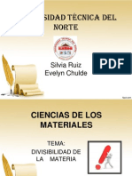 Ciencias de Los Materiales