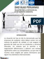 ISO 9001 - Curso de Titulación