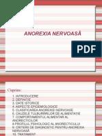 Anorexia Nervoasa