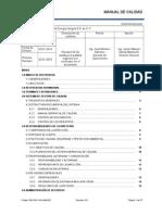 03. Manual de Calidad Iso; Ein-sgc-Aca-mn-001 Rev02, 111213