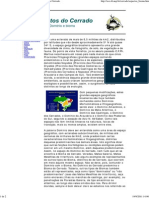 Cerrado - Dominio e Bioma - Leopoldo Coutinho