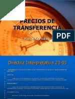 14 2 2 Precios de Transferencia