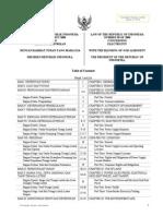 Law No. 30 of 2009 Indonesia Electricity (Wishnu Basuki)