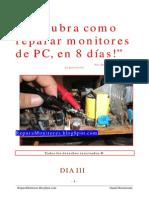 Descubra Como Reparar Monitores de PC_ en 8 Dias_ DIA III