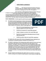 Ogilvie Employment Contract