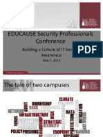 Building a Culture of IT Security Awareness (233370111)