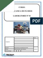 Informe de Mecanica de Fluidos 2