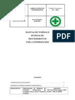 Manual de Normas e Rotinas i