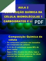 aula 2carboidratos e lipídeos