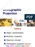 Unit 6 Orthographic Projection