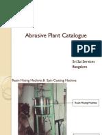 abrasive plant catalogue description only