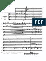 TCHAICOVSKI Adagio in f Major Wind Octet